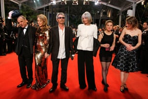 Cannes Day 8: holy motors