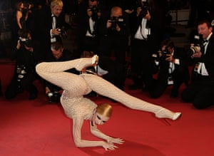 "Cannes Day 8: ""Holy Motors"" Premiere -"