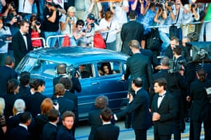 Cannes Day 8: 'On The Road'