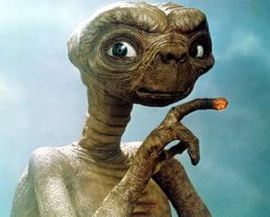 10 best: 'ET' FILM - 1982