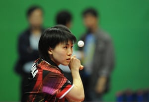 Picture Desk Live: World Tour 2012 China Open in Shanghai