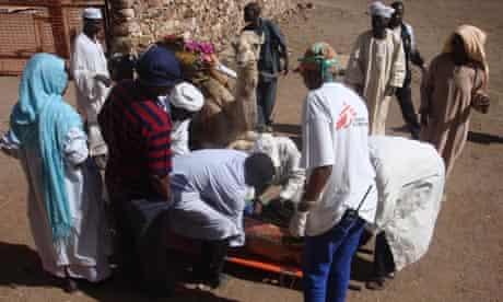 MSF in Darfur