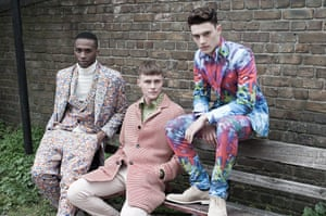 Men's fashion: Coat