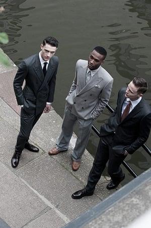 Men's fashion: Jacket