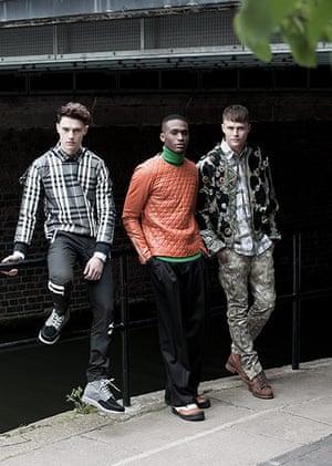 Men's fashion: Top