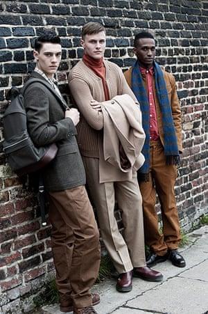 Men's fashion: Margaret Howell