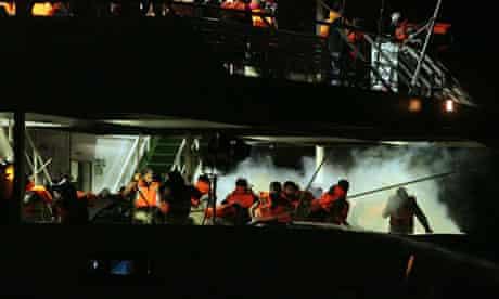 Mavi Marmara flotilla raid