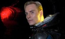 Michael Fasbender in Prometheus