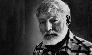 Ernest Hemingway in 1959