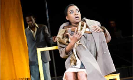 Peter Brook's production of Can Themba's fable The Suit