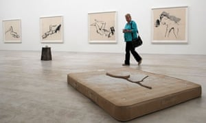 Tracey Emin Unveils Her New Exhibition At The Turner Contemporary In Margate
