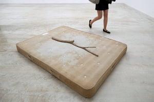 Tracey Emin exhibition: Dead Sea