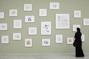 Tracey Emin exhibition: The Vanishing Lake