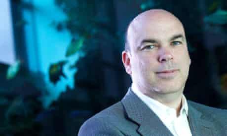 Mike Lynch of Automomy