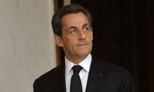 Nicolas Sarkozy UMP split