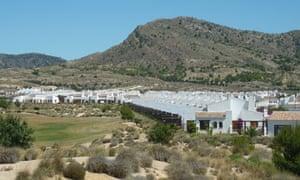 Murcia housing resort