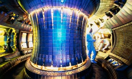 Vacuum Vessel Used for Nuclear Fusion