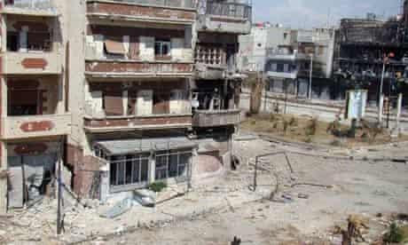 Houla Homs Syria