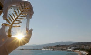 The Palme d'Or at Cannes