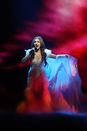 Eurovision 2012: Eurovision Song Contest 2012 - in pictures