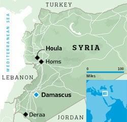 Syria graphic