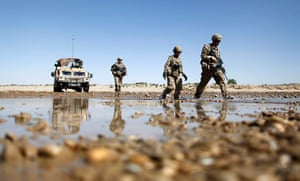 24 hours: Khaleqdad Khan, Afghanistan: Soldiers of the US Army