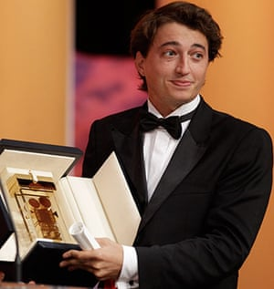 Cannes 2012 awards: Benh Zeitlin
