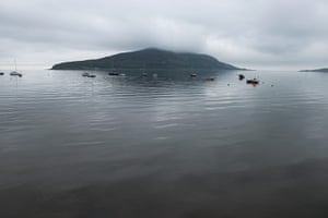 Ocean of Life : Lamlash Bay on the Isle of Arran