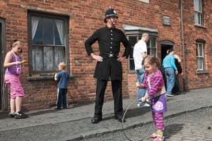 Great British Public: Street games at the Black Country Living Museum, Dudley
