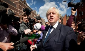 Boris in Clapham