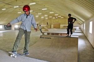 Design Like You Give : Skateistan