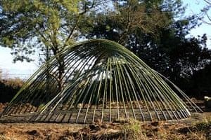 Design Like you give 2: Bamboo shelter frame