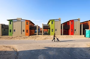 Design Like you give 2: The 10x10 houses in Freedom Park