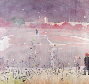 Stoutzker Gift to Tate: Untitled by Peter Doig