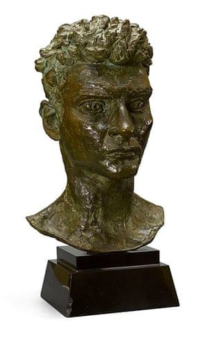 Stoutzker Gift to Tate: Lucian Freud by Sir Jacob Epstein