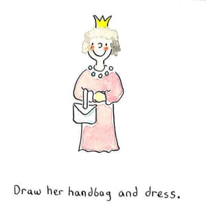 How To Draw... The Queen: How To Draw... The Queen 6