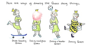 How To Draw... The Queen: How To Draw... The Queen 8