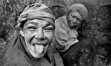 Homeless people Cape Town 1976