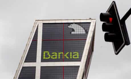 Bankia's Madrid HQ