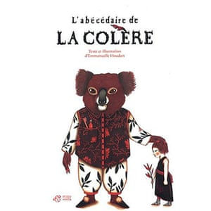 French books: L'abecedaire de la colere