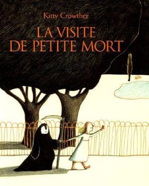 French books: La visite de petite mort