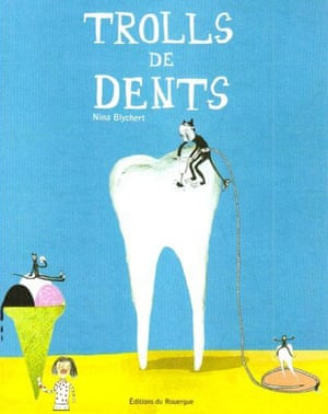 French books: Trolls de dents