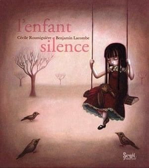 French books: l'enfante silente