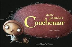 French books:  Mon premier cauchemar