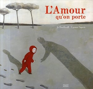 French books: L'amour qu'on porte