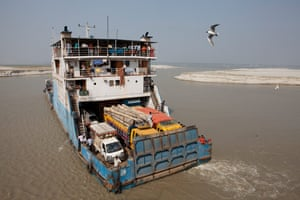Christian Aid in Bangladesh and lasting aftermaths Cyclone Aila