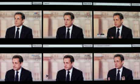 French presidential election TV debate