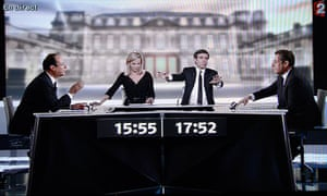 Debate for the 2012 French presidential election campaign