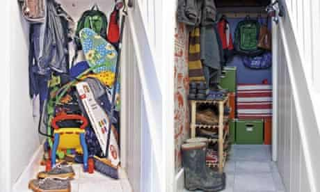 Nightmare cupboard: Guy Whitehouse