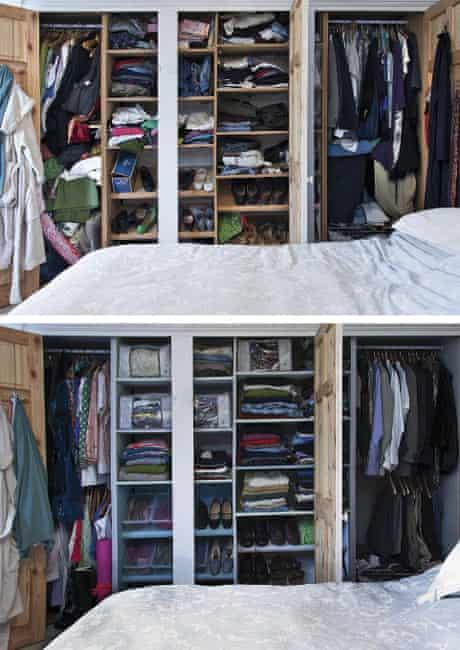 Nightmare cupboard: Shelley Shapir